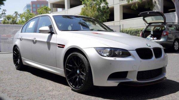 В США продают удивительный BMW M3 CRT