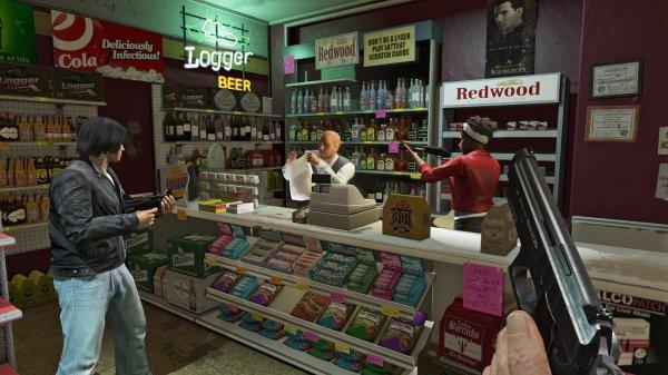 В GTA Online исчезли все продавцы продуктов