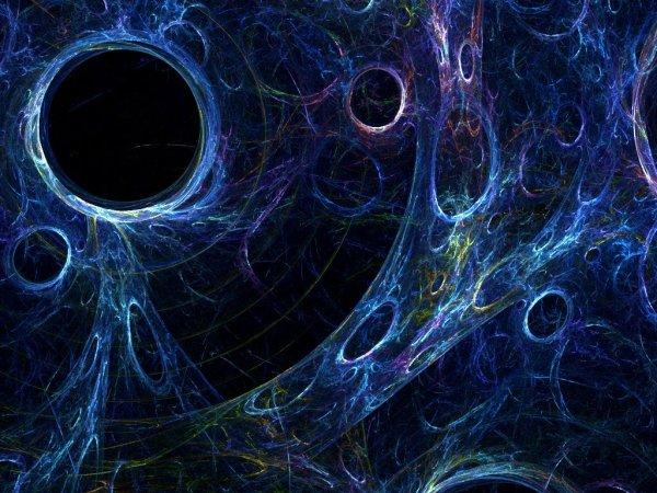 Физики использовали GPS как детектор темной материи