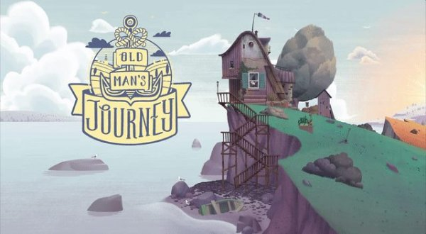 Команда Broken Rules презентует игру Old Man's Journey 18 мая