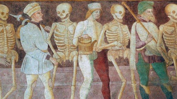 Страх зомби в средневековой Англии толкал людей на варварские поступки