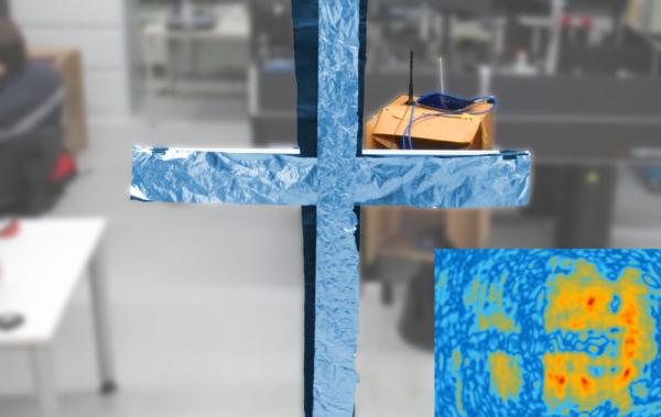 Простой Wi-Fi роутер умеет видеть сквозь стены
