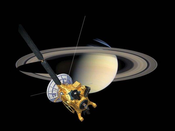 НАСА собирается уничтожить космический аппарат, который изучает Сатурн