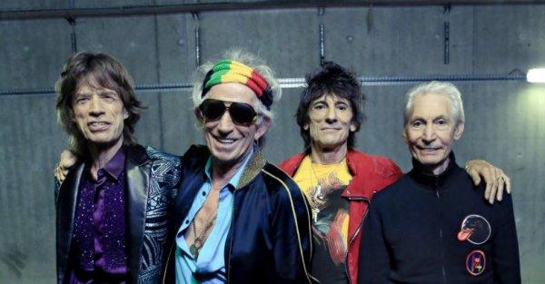 Rolling Stones анонсировали гастрольный тур по Европе