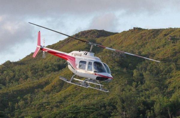 В Австрии погибли два человека при крушении вертолета