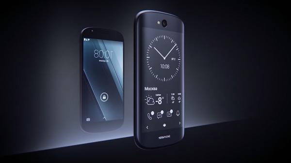 Yota Devices планирует начать производство YotaPhone 3