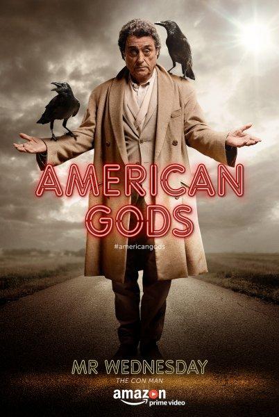Сериал «Американские боги» продлили на второй сезон