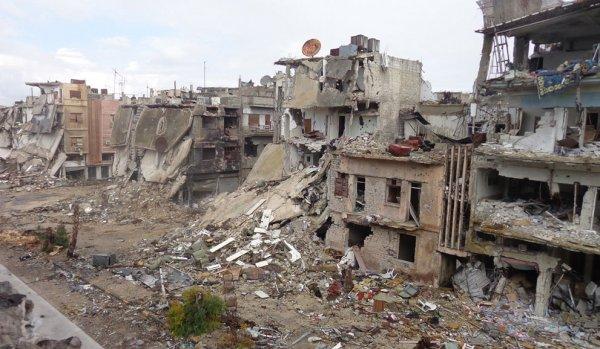 При авиаударе коалиции США в Сирии погибли пять человек