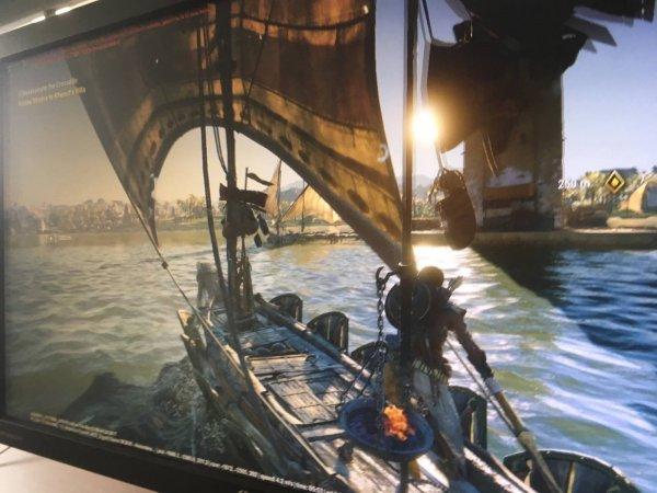 В Сеть слили первый скриншот еще не вышедшей Assassin's Creed