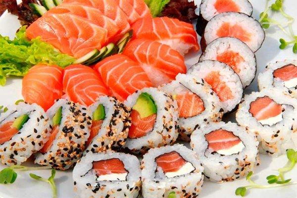Суши могут быть опасными для здоровья - ученые