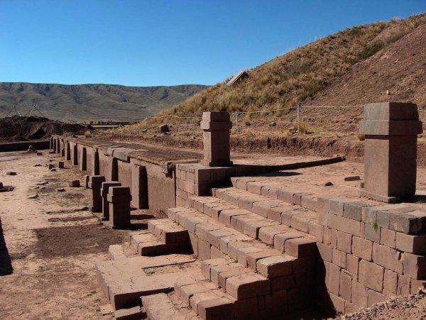 Археологи обнаружили ранее неизвестные постройки на территории Тиуанако