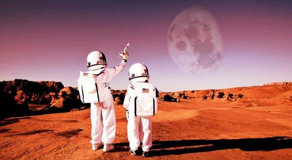NASA готовится к пилотируемому полету на Марс в 2030 году