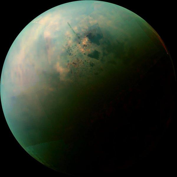 NASA: Титан является наиболее подходящей планетой для колонизации