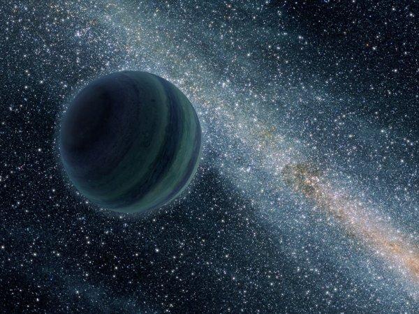 Ученые обнаружили планету, напоминающую по плотности пенопласт