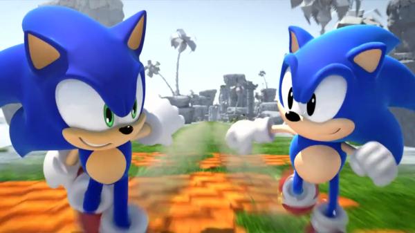 В новой гейм-версии Sonic Forces появится опция создания своего персонажа