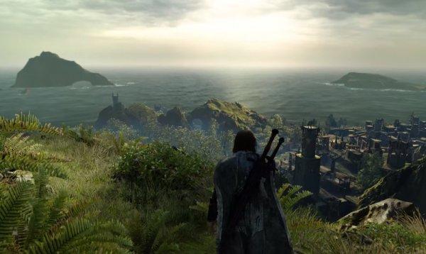В трейлере Middle-earth: Shadow of War показали открытый мир игры