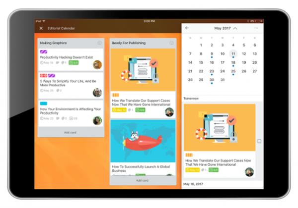Разработчики Trello добавили расширения в мобильное приложение