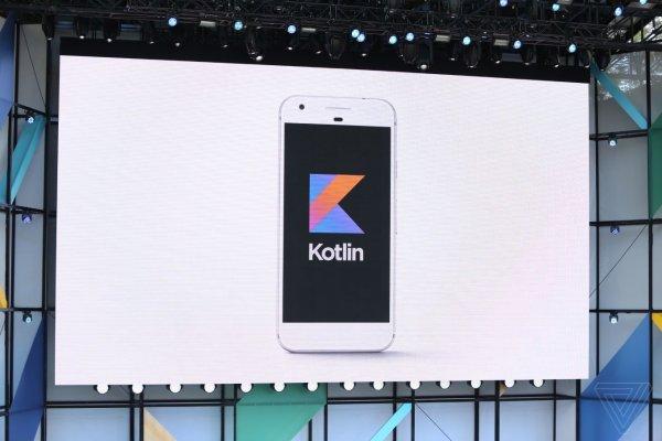 Петербургские разработчики презентовали официальный язык программирования для Android
