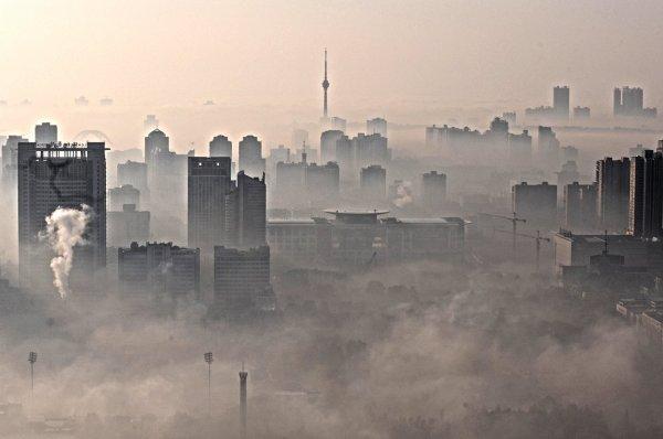Пыль может спасти Китай от токсичного загрязнения – Ученые