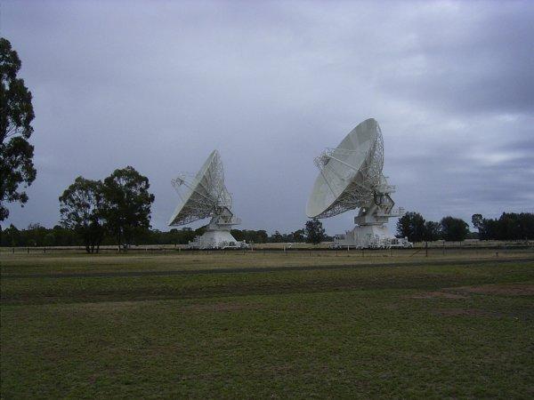 Радиоинтерферометр ASKAP зафиксировал странные вспышки в созвездии Льва