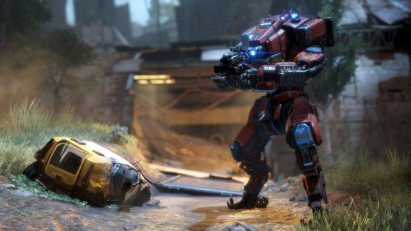 30 мая Titanfall 2 получит новое дополнение