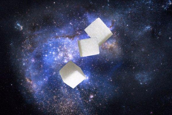 На расстоянии 400 световых лет от Солнца найдено скопление сахара