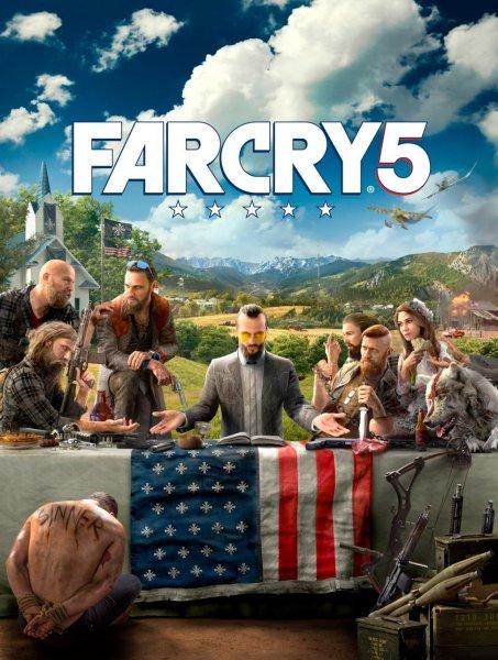 Ubisoft анонсировала Far Cry 5 и опубликовала первый трейлер игры