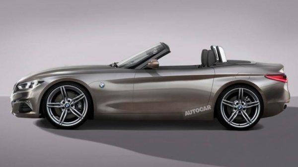 Компания BMW вскоре представит прототип преемника Z4
