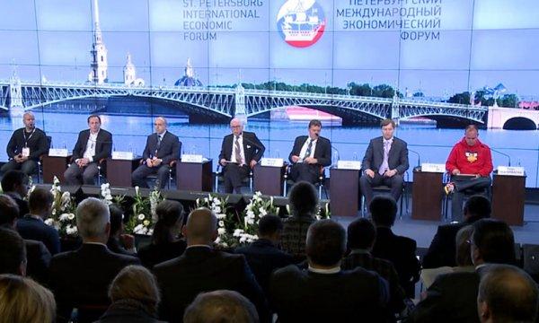 На ПМЭФ будет заключен договор о создании кластера в Подмосковье