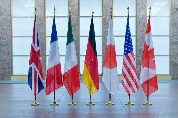 В Раде и Госдуме прокомментировали предупреждение G7 ужесточить санкции