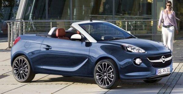 В сети показан новый Opel Tigra