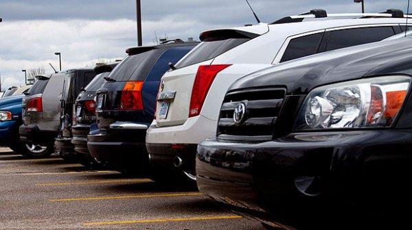В Красноярске увеличился темп роста продаж новых автомобилей
