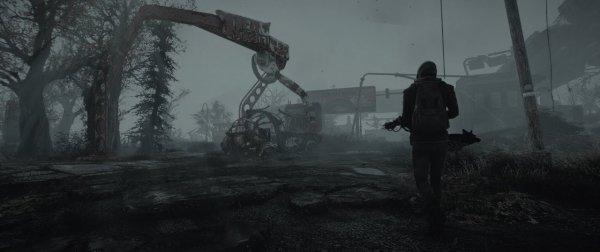 Новый мод превратил Fallout 4 в мрачный хоррор