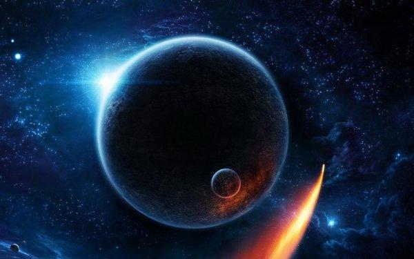 Предотвратить столкновение астероидов с Землей невозможно без космической системы