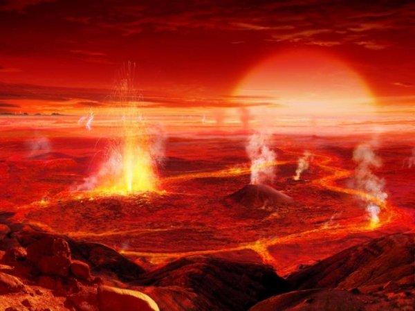 Ученые раскрыли секрет образования вулканов на Венере
