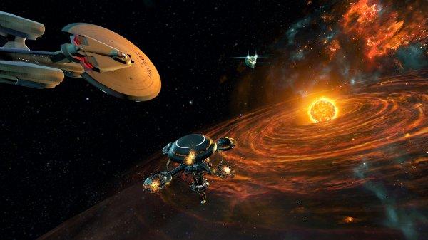 Вышел релизный трейлер Star Trek: Bridge Crew для VR-устройств
