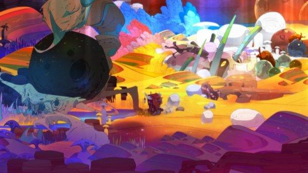 Стала известна дата выхода новой игры от авторов Bastion и Transistor
