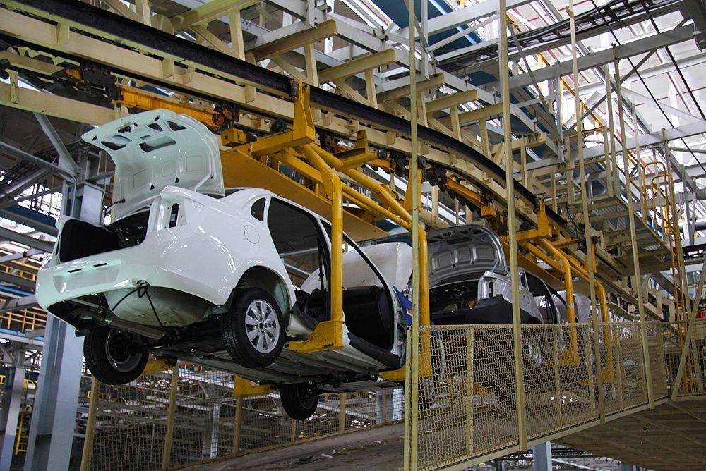 Производство авто в РФ к 2025-ому вырастет вдвое