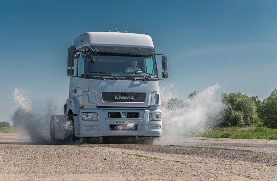 «Камаз» хочет втекущем году реализовать 39 тыс. фургонов
