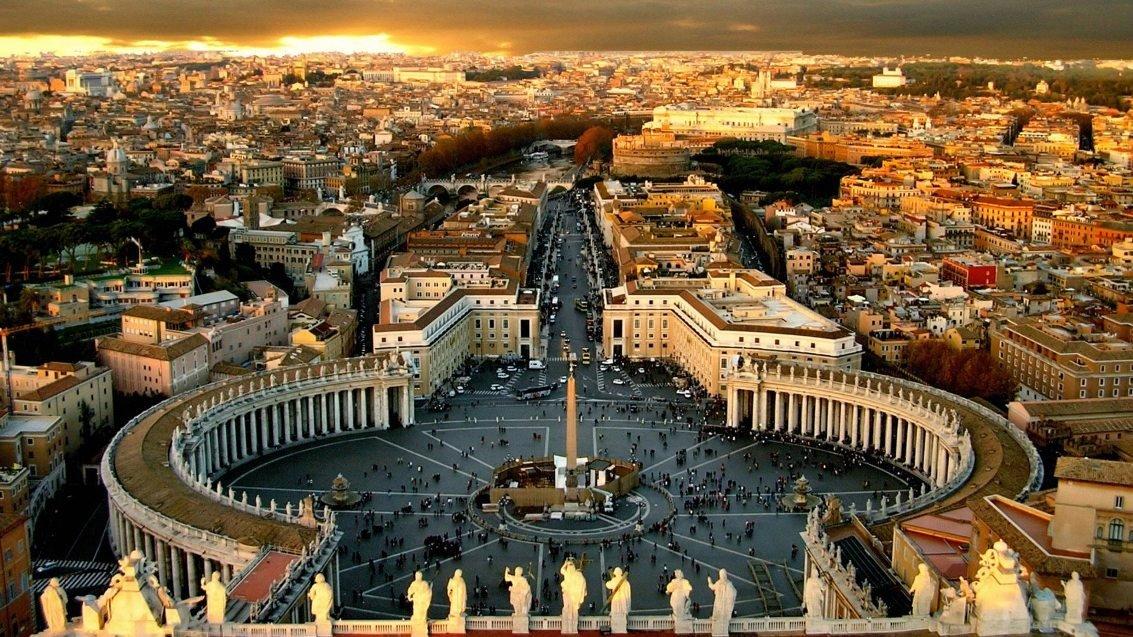 Граждане Рима говорили о взрыве вблизи Ватикана