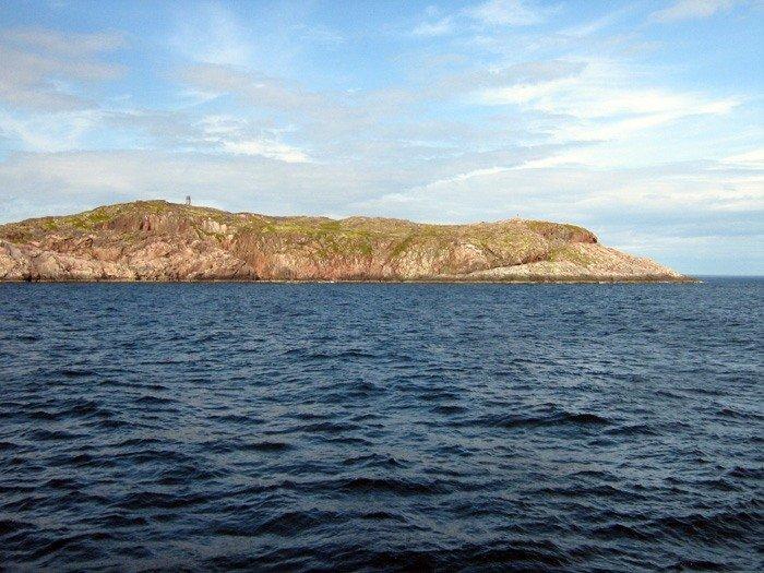 Кратеры надне Баренцева моря появились из-за распада газовых гидратов
