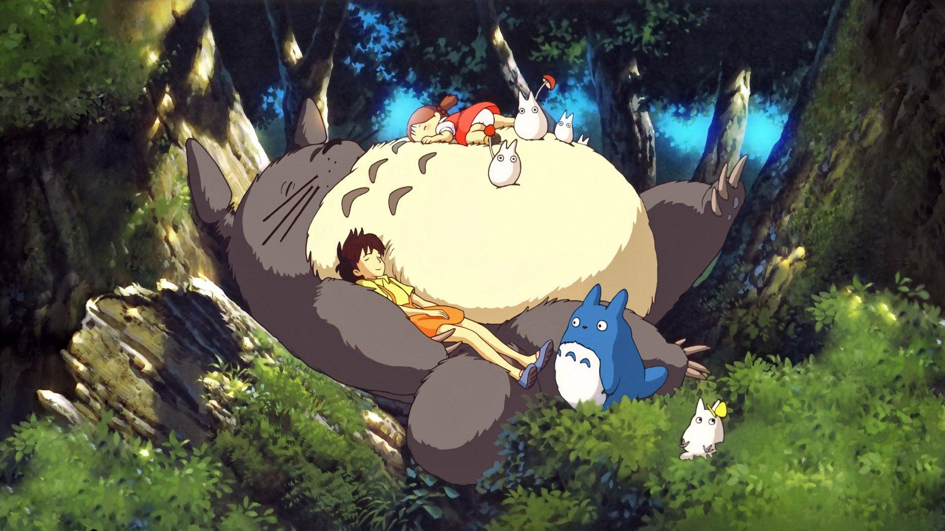 Развлекательный парк студии «Ghibli» появится вЯпонии