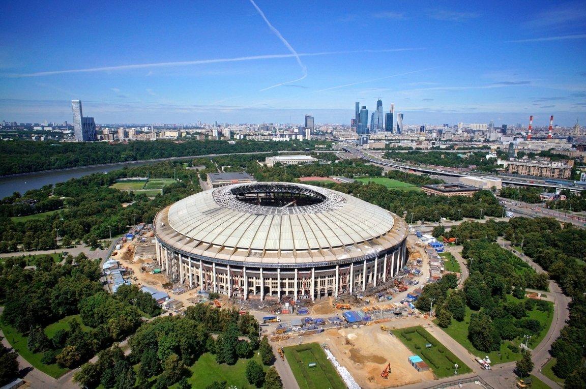 Разрешение наввод вэксплуатацию стадиона «Лужники» подписано— Собянин