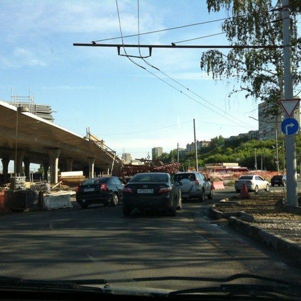ВКазани из-за уличных работ поэтапно будет закрыта улица Танковая