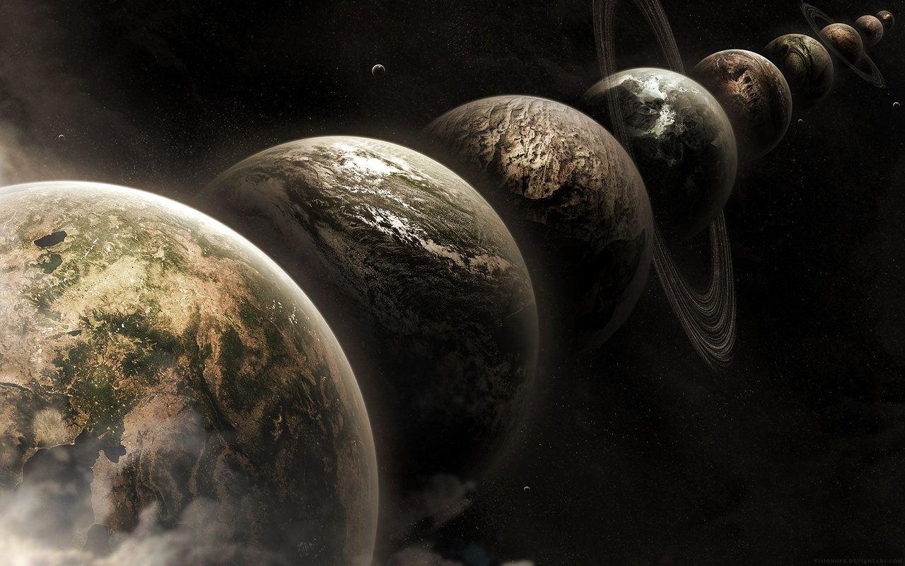 Ученые отыскали обоснование существования параллельных вселенных
