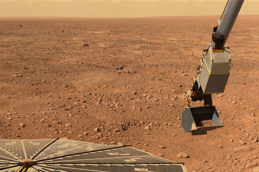 Ученые: Люди посетят Марс к 2030-ому