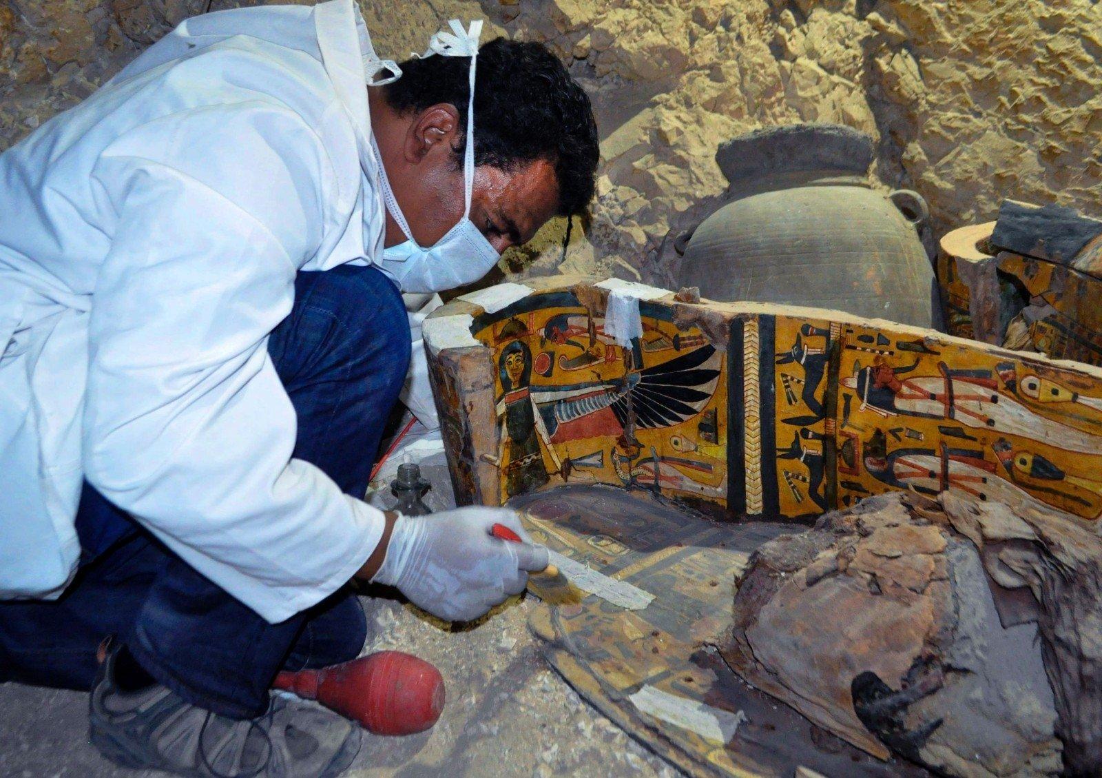 Новые открытия и неизвестные гробницы