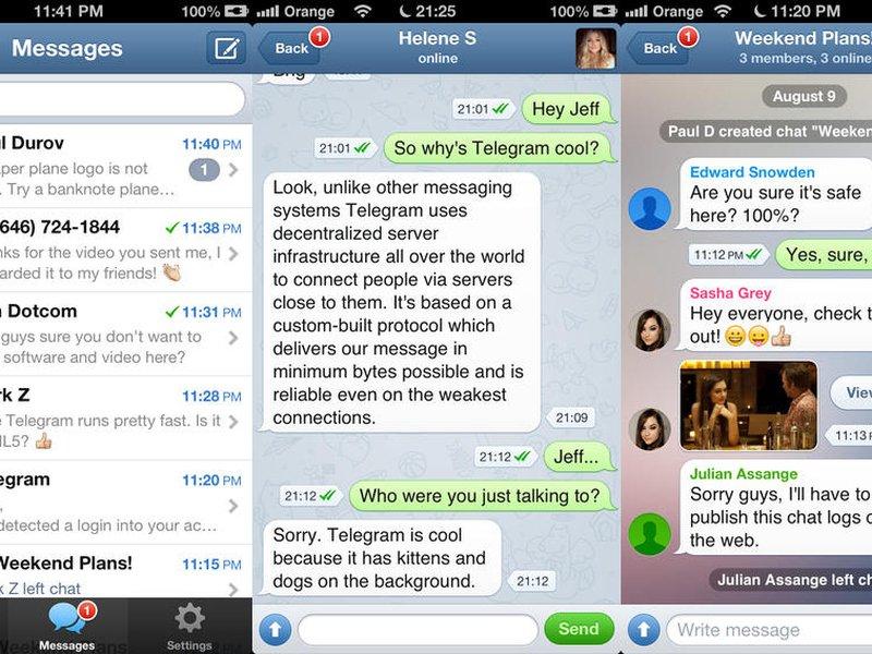 Telegram в Российской Федерации оказался частично недоступен из-за Роскомнадзора