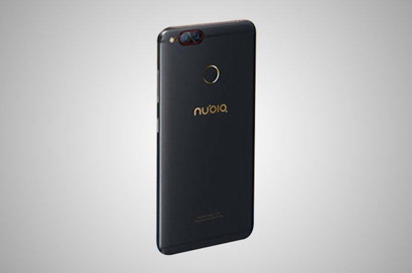 Представлен смартфон ZTE Nubia Z17: безрамочный дизайн, двойная камера, 8 ГБОЗУ