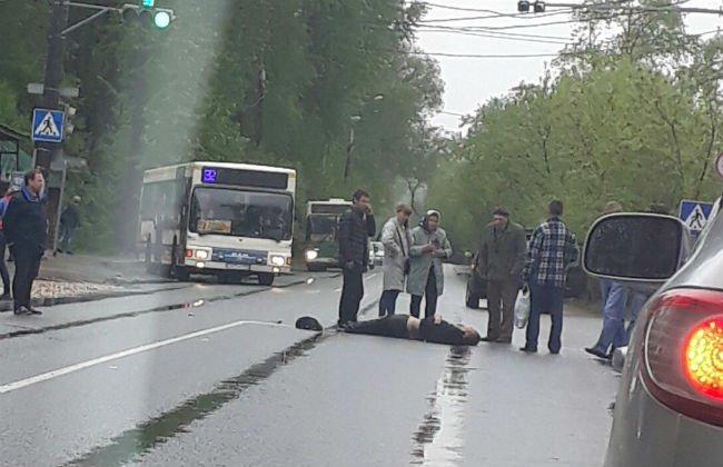 ВПерми 84-летний шофёр Сузуки сбил нетрезвого пешехода
